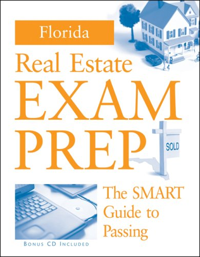 9780324641967: Florida Real Estate Preparation Guide (with CD-ROM) (Real Estate Exam Preparation Guide)