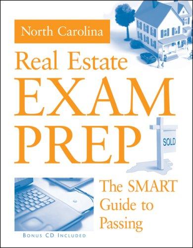 9780324642131: North Carolina Real Estate Preparation Guide (with CD-ROM) (Real Estate Exam Preparation Guide)