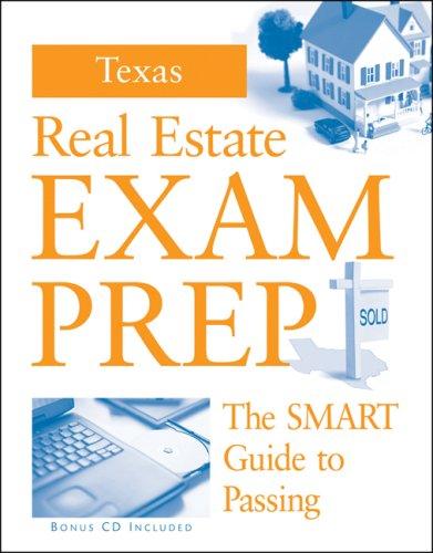 9780324642223: Texas Real Estate Exam Preparation Guide (w/ CD)