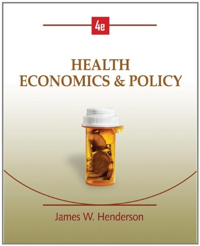 9780324645187: Health Economics and Policy (with InfoApps 2-Semester Printed Access Card)