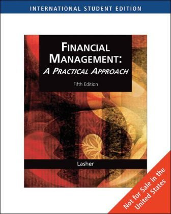 9780324645910: Financial Management: A Practical Approach