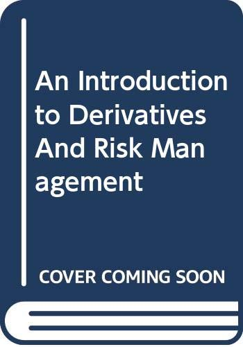 9780324650464: An Introduction to Derivatives and Risk Management (Paperbound with Stock-Trak Coupon)