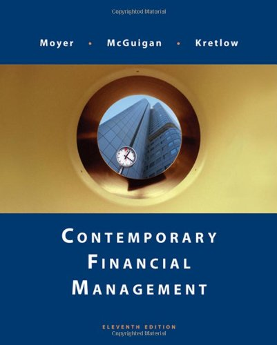 9780324653502: Contemporary Financial Management (with Thomson ONE)