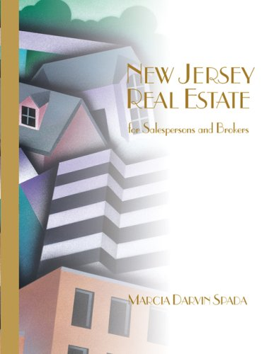 9780324654929: New Jersey Real Estate for Salespersons and Brokers