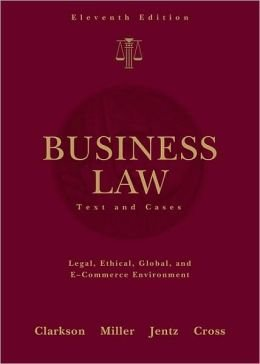 9780324655315: Instructor's Edition, West's Business Law