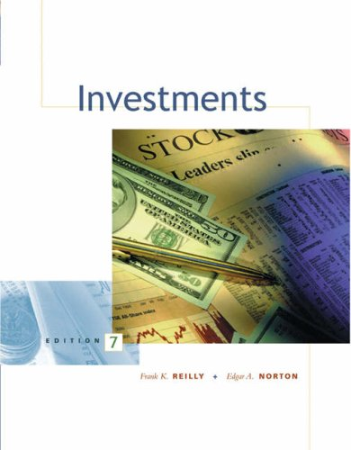 9780324655803: Investments: With Thomson One - Business School Edition and Stock-Trak Coupon
