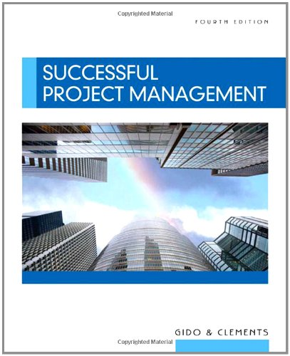 9780324656152: Successful Project Management (with Microsoft Project CD-ROM)
