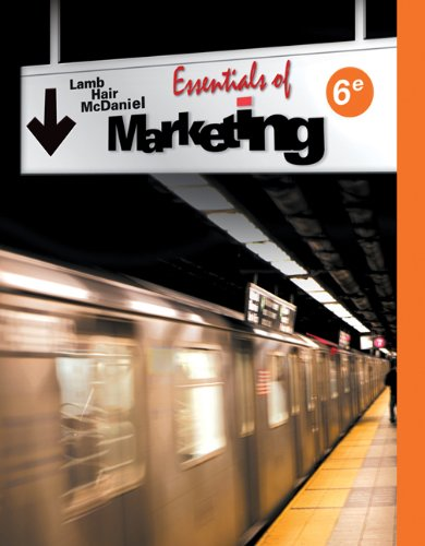 9780324656206: Essentials of Marketing (Available Titles CengageNOW)
