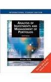 9780324658422: Analysis of Investments and Management of Portfolios