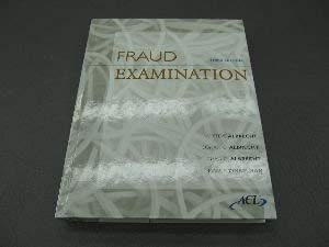 9780324658552: Fraud Examination (Book Only)