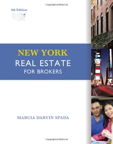 9780324659092: New York Real Estate for Brokers