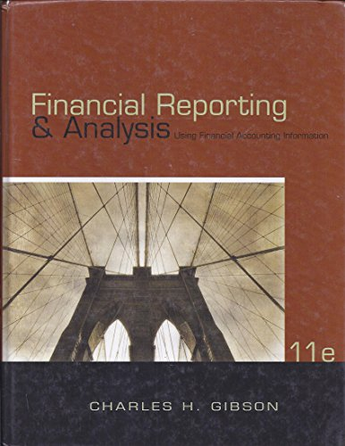 9780324660838: Financial Reporting and Analysis (Book Only)