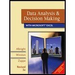 9780324662474: Data Analysis and Decision Making With Microsoft Excel
