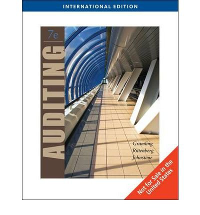 9780324663723: Auditing: A Business Risk Approach (Book Only)