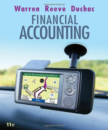 9780324663785: Financial Accounting (Available Titles CengageNOW)