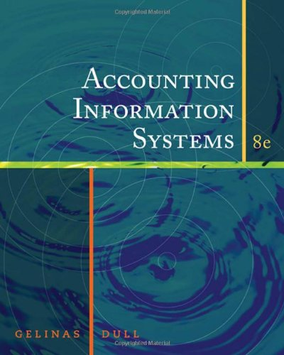 9780324663808: Accounting Information Systems