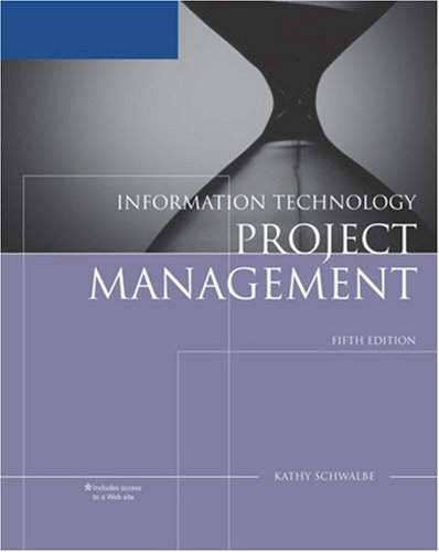 9780324665215: Information Technology Project Management, Reprint (with Microsoft Project 2007)