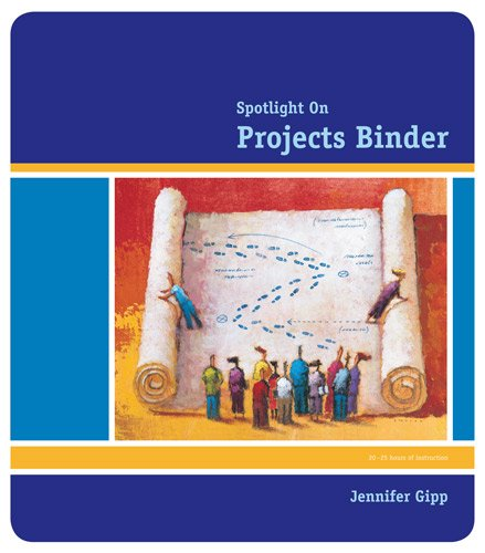 9780324665260: Spotlight On: Projects Binder