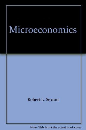 9780324679021: Microeconomics