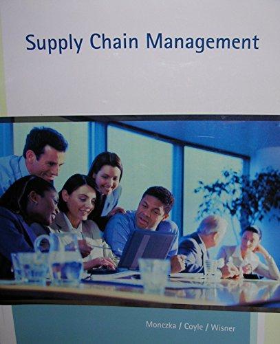 9780324684858: Supply Chain Management