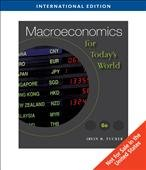 Macroeconomics For Today's World (0324782365) by Irvin B. Tucker