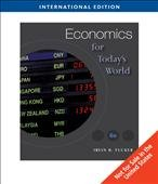 Economics for Todays World (International Edition) [Paperback] [Jan 01, 2008]... (0324782381) by by