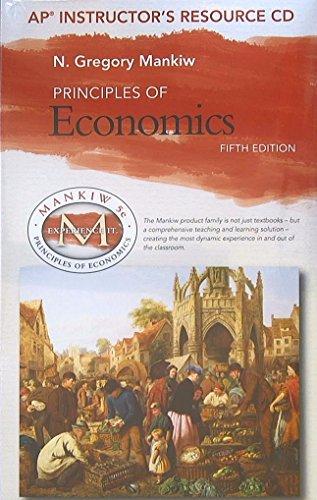 Mankiw Principles of Economics, Fifth Edition, AP