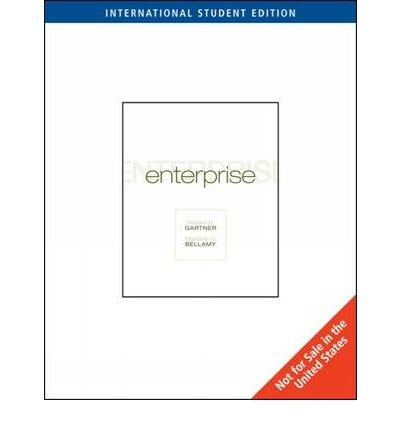 9780324786552: Enterprise!, International Edition (with Bind-In Printed Access Card)