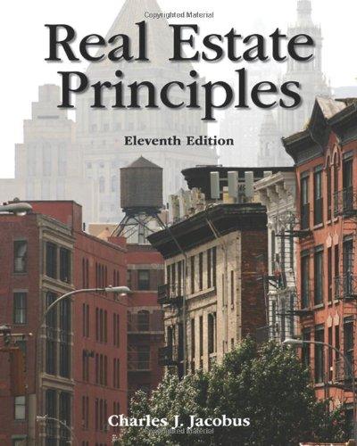 9780324787498: Real Estate Principles