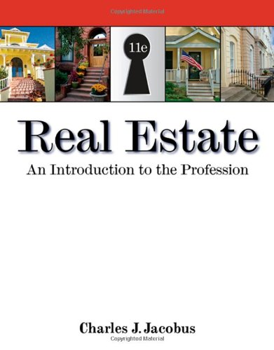 9780324787504: Real Estate: An Introduction to the Profession