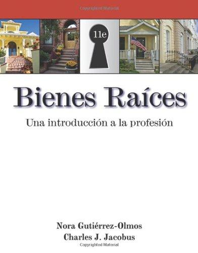 9780324787535: Bienes Raices: Una Introduccion a la Profesion