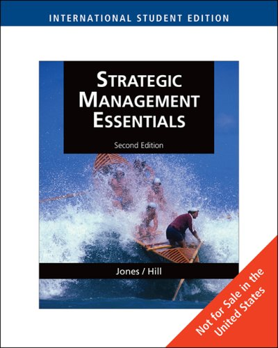 9780324788495: Strategic Management Essentials