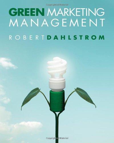 9780324789140: Green Marketing Management