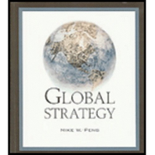 9780324789454: Global Strategy (with Map and Bind-In InfoTrac)