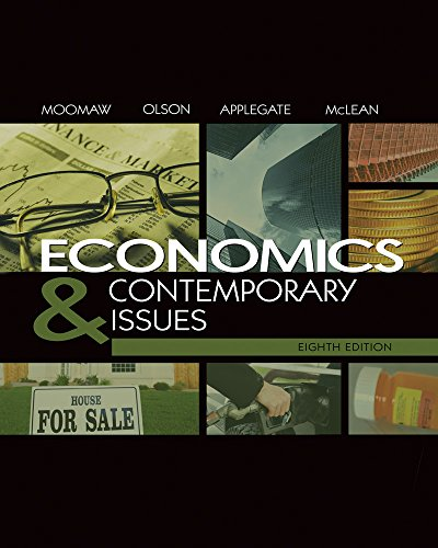 9780324827866: Economics and Contemporary Issues (Book Only)