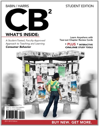 9780324829990: CB2 (with Review Cards and CB4ME.COM Printed Access Card) (Student Edition) (Available Titles CourseMate)