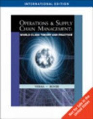9780324834871: Operations and Supply Chain Management