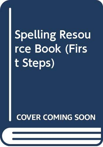 Spelling Resource Book (First Steps): Education Department of