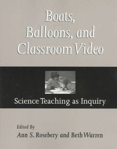 9780325000336: Boats, Balloons, and Classroom Video