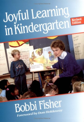 9780325000381: Joyful Learning in Kindergarten