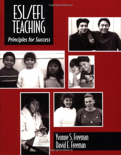 9780325000794: ESL/EFL Teaching: Principles for Success