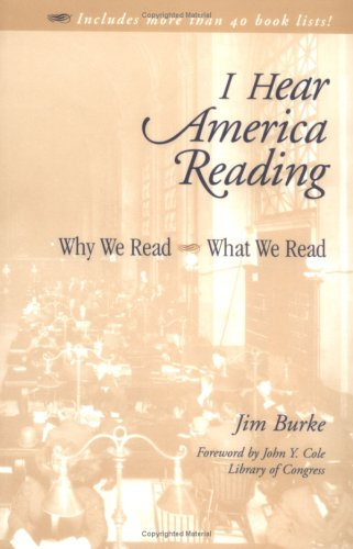 9780325001340: I Hear America Reading: Why We Read - What We Read
