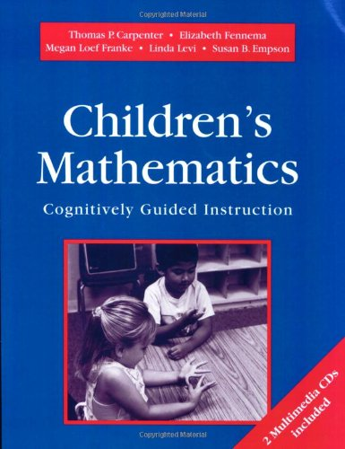 9780325001371: Children's Mathematics: Cognitively Guided Instruction