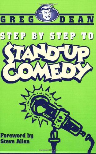9780325001791: Step by Step to Stand-Up Comedy