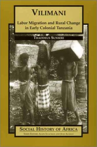 9780325001821: Vilimani (Social History of Africa)