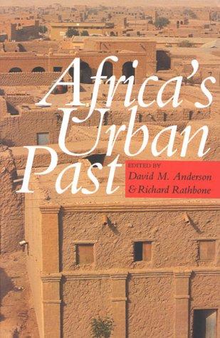 9780325002200: Africa's Urban Past