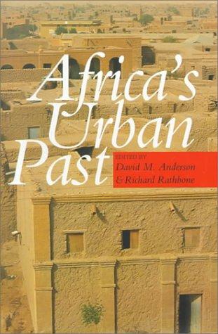 9780325002217: Africa's Urban Past