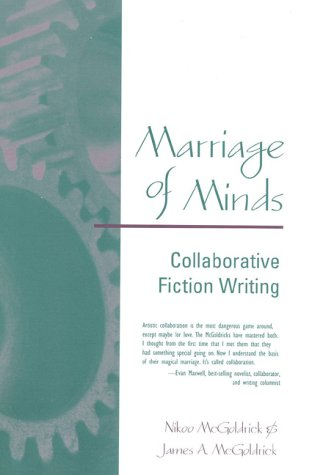 9780325002323: Marriage of Minds: Collaborative Fiction Writing