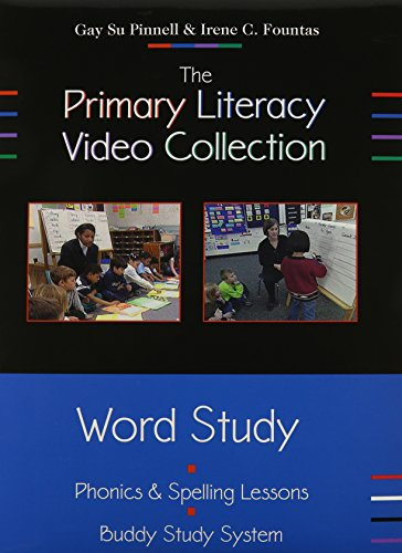 9780325003054: Word Study: Phonics & Spelling Minilessons: Buddy Study System (F&P Professional Books and Multimedia)
