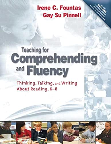 9780325003085: Teaching for Comprehending and Fluency: Thinking, Talking, and Writing About Reading, K-8